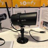 Somfy kamera vanjska side