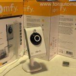 somfy unutarnja kamera